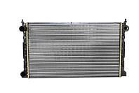 Радиатор охлаждения Volkswagen Passat B3 (1.6/1.8) 1988-1996  (525*320*32mm)  для автомобилей без кондиционера