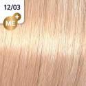 Стойкая крем-краска Koleston Perfect Wella 60мл 12/03 восход солнца