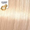 Стойкая крем-краска Koleston Perfect Wella 60мл 12/07 натурально-коричневый