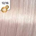 Стойкая крем-краска Koleston Perfect Wella 60мл 12/16 пепельно-фиолетовый