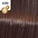 Стойкая крем-краска Koleston Perfect Wella 60мл  6/00 натуральный темный блондин