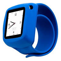Ремешок Griffin Slap Blue для iPod nano 6G
