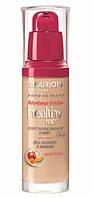 Тональный крем Bourjois Fond de Teint Healthy Mix красный