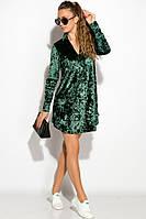 Платье женское 121P012 (Изумрудный) t-121P012_c1245