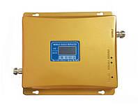 GSM 3G 4G репитер усилитель мобильной связи 1800 МГц 2100 МГц антенна 40см