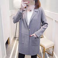 """Кардиган-пальто женский кашемировый размер 46-52 (4 цв) """"SPRING"""" купить недорого от прямого поставщика"""