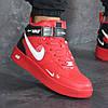 Мужские кроссовки Nike 8195 Красные