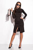 Платье женское 120P070 (Черный) t-120P070_c1316