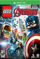 Lego Marvel's Avengers Xbox One - русская версия (100531)
