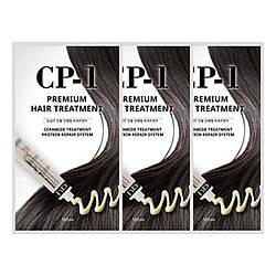 Протеиновая маска для лечения и разглаживания сухих волос CP-1 Premium Hair Treatment - 12,5 мл