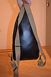 Міський жіночий рюкзак Brown, фото 3