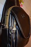 Міський жіночий рюкзак Brown, фото 5