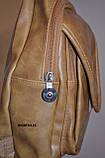 Міський жіночий рюкзак Brown, фото 2