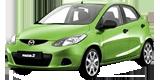 Противотуманные фары для Mazda 2 2007-14