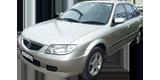 Противотуманные фары для Mazda 323 1998-03