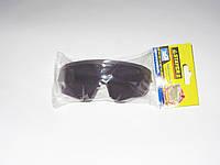 Очки защитные STAYER поликарбонатные тёмные линзы