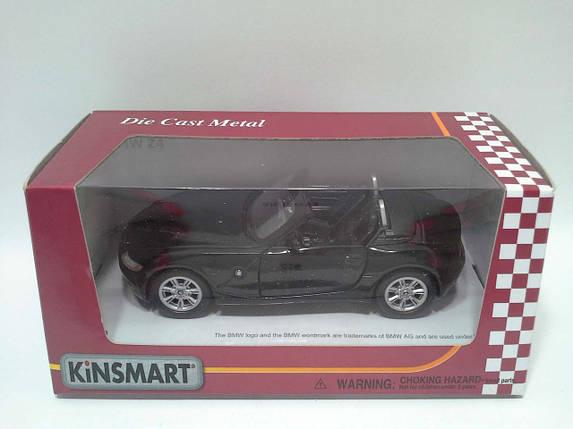Машина (КТ5069W) BMW Z4.  Игра Kinsmart, фото 2