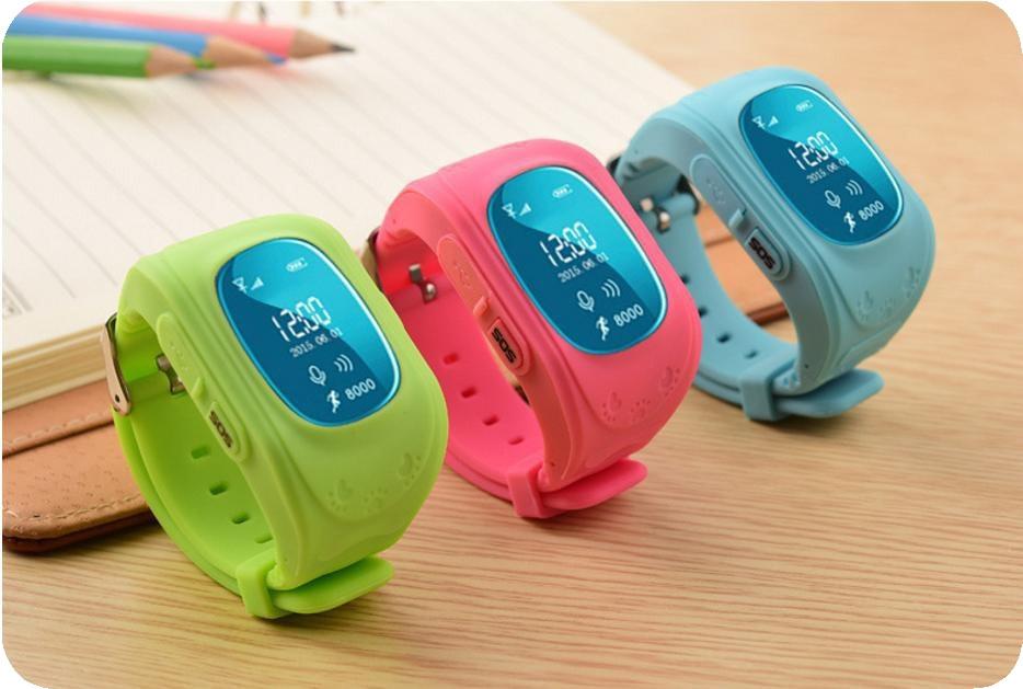 🔥 Детские смарт-часы Smart Watch Q50 OLED умные часы с GPS трекером для детей