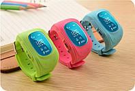 🔥 Детские смарт-часы Smart Watch Q50 OLED умные часы с GPS трекером для детей, фото 1