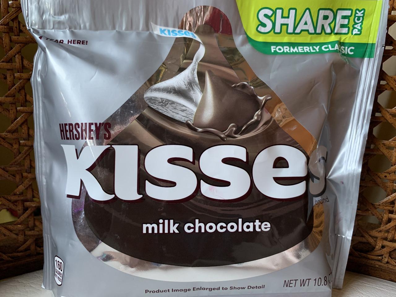 Конфеты Hershey´s Kisses из молочного шоколада
