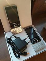 """Мобильный телефон Nokia 6300- 2Sim - 2.4"""" -FM - BT - Camera - металлический корпус реплика+ ПОДАРОК"""