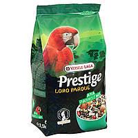 Prestige Loro Parque Ara Parrot Blend -(1 кг) Корм для ар, фото 1