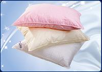 Подушка 100% перо 45х45 см