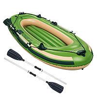 Надувная лодка Bestway 65051 Voyager 300