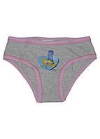 Трусы The Simpsons 146см Серый, Розовый