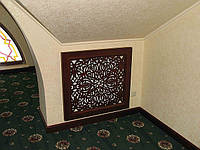 Решітки радіаторів опалення (екрани батарей), фото 1