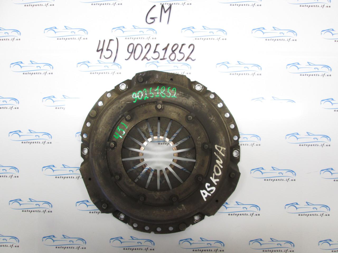 Корзина сцепления Opel Ascona, Аскона №45 90251852