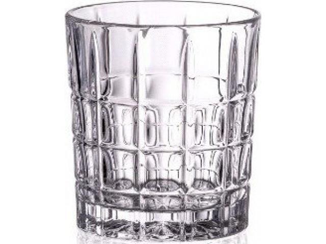 Набор стаканов Bohemia B2RS43 Diplomat 320 мл * 39844
