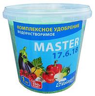 Комплексное минеральное удобрение Master (Мастер), 1кг, NPK 17.6.18, TM ROSLA (Росла) арт.5761