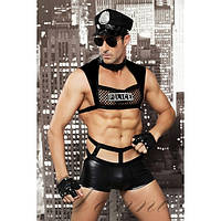 Набор сексуального полицейского, Размер M (44-46)