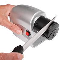 Точилка MTNS M-1238 Электрический станок для заточки ножей и ножниц, 20Вт, Серый