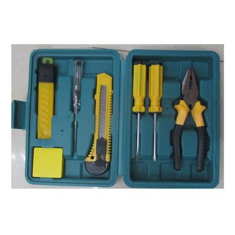 Набор инструментов в чемоданчике 8пр/наб 19.5*13.5*4см, фото 2