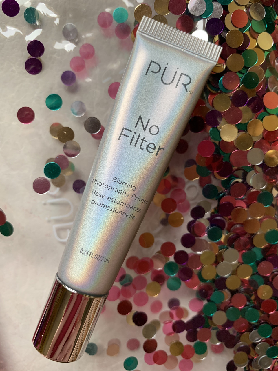 Праймер под макияж PUR No Filter Blurring Photography Primer