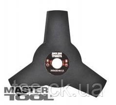 """MasterTool  Диск для триммера 10""""  3Т*25,4, Арт.: 19-1912"""