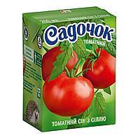 Садочок. Сок томатный 0,2л (9865060002675)