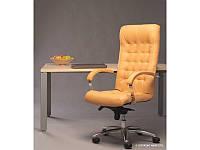 Крісло для керівника Lord Steel Chrome /  Кресло для руководителя Lord Steel Chrome