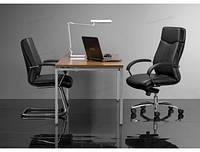 Крісло для керівника Rapsody Steel Chrome / Кресло для руководителя Rapsody Steel Chrome