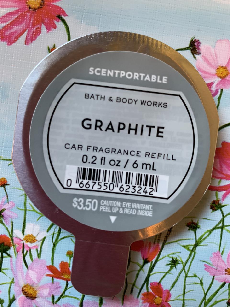 "Запах в машину ""Графит"" Bath and Body Works"