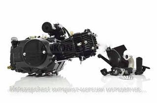Двигатель Delta JH-49/50 см3 полуавтомат черный DEMARK