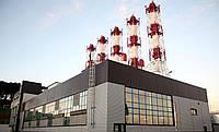 Мини-ТЭЦ на биомассе, выработка пара и электроэнергии