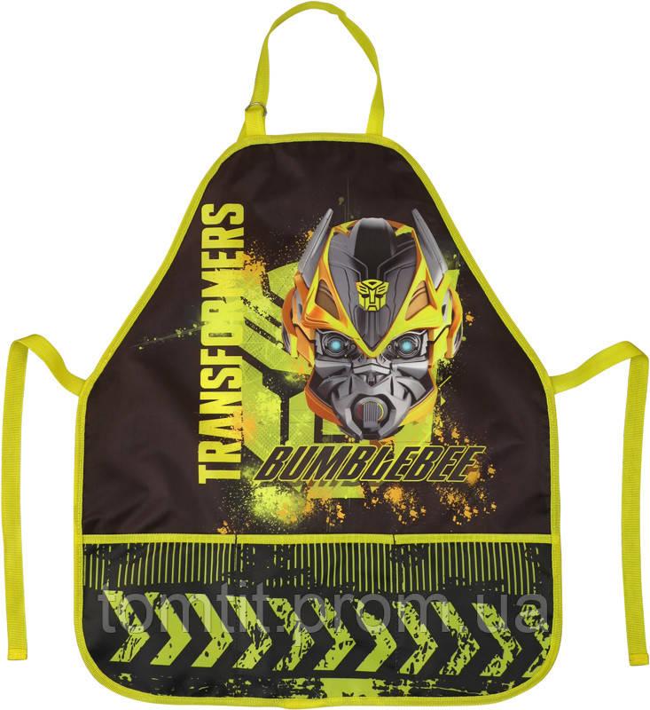 Фартук для творчества «Transformers», с нарукавниками, ТМ Kite