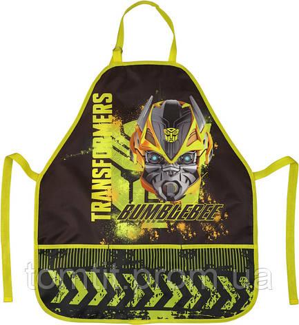 Фартук для творчества «Transformers», с нарукавниками, ТМ Kite, фото 2