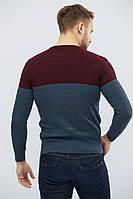 Легкий мужской свитер до ХХЛ