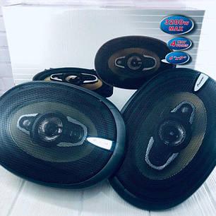 Автомобильная акустика SP-6995 (69, 4-х полосная max 3200 w), фото 2