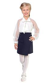 Школьная блузка для девочки 5038