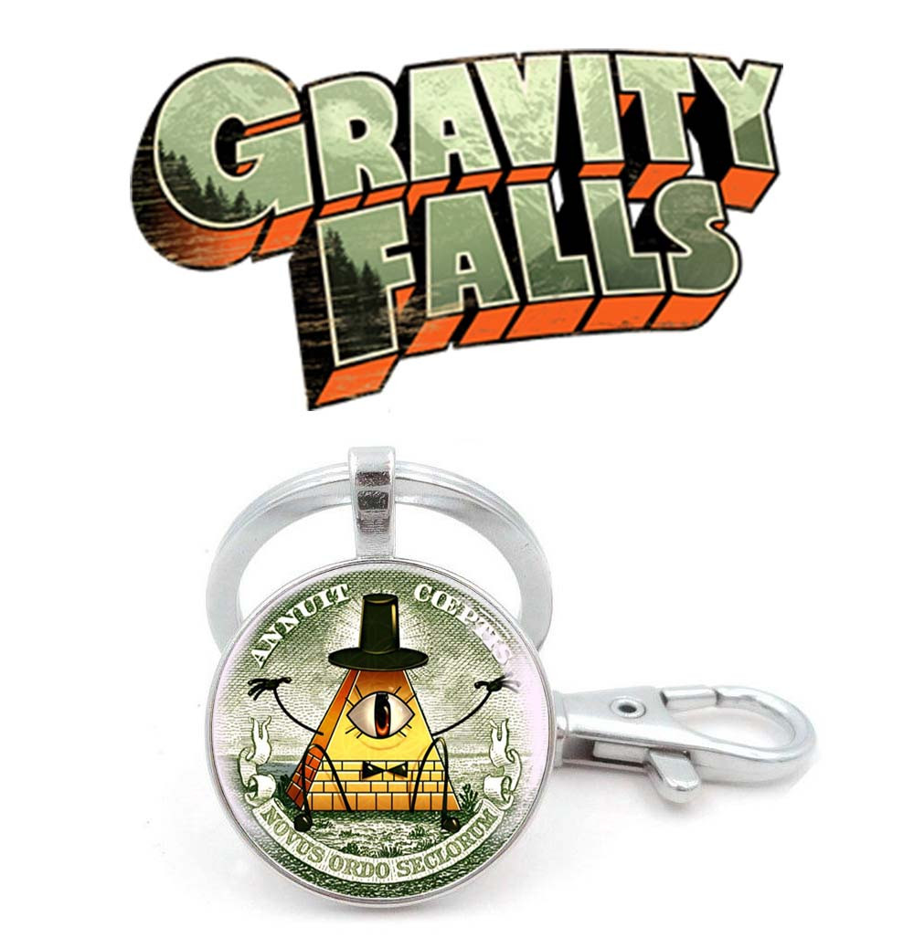 Брелок Билл Шифр Гравити Фолз / Gravity Falls